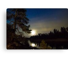 Moonlit Dance Canvas Print