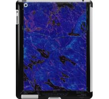 Maine USGS Historical Map Scraggly Lake 460842 1941 62500 Inversion iPad Case/Skin