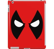 Heros - Deadpool iPad Case/Skin