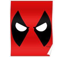 Heros - Deadpool Poster