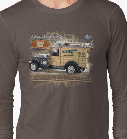 classic woodie Long Sleeve T-Shirt