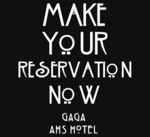 AHS HOTEL gaga by ElyB