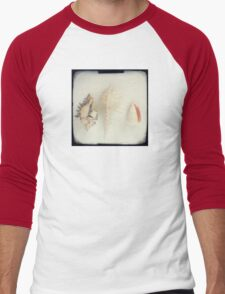 Shell trio Men's Baseball ¾ T-Shirt