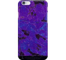 Maine USGS Historical Map Scraggly Lake 460843 1941 62500 Inversion iPhone Case/Skin