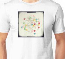 I heart pins Unisex T-Shirt