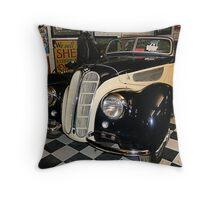 BMW 327 1938 Throw Pillow