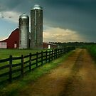 Whisky Road Barn II by Gary Pope