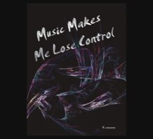 Music Makes Me Lose Control by StarKatz