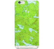 Maine USGS Historical Map Scraggly Lake 460844 1941 62500 iPhone Case/Skin