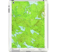 Maine USGS Historical Map Scraggly Lake 460844 1941 62500 iPad Case/Skin