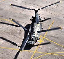 CH 47 Chinook by craig siepman