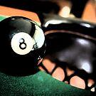8 Ball Corner Pocket by BlueDinosaur