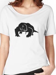 Komodo dragon Women's Relaxed Fit T-Shirt