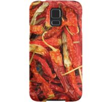 chilli Samsung Galaxy Case/Skin