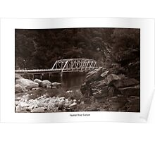 Feather River Canyon Poster