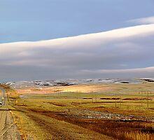 The Prairies (2) by George Cousins