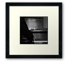 Shades of Jazz Framed Print