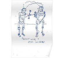ROBOT LOVE(C2012) Poster