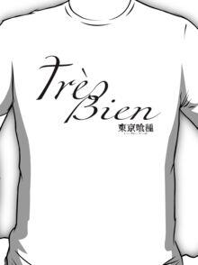 Tres Bien! - Tokyo Ghoul T-Shirt