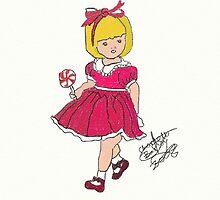 Mika's Lollipop girl by lollipopgirl