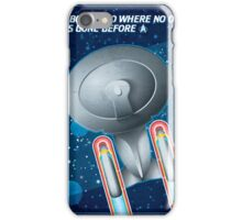 Star Trek - To Boldly Go II iPhone Case/Skin