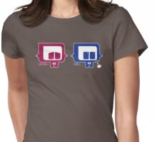 Oh Noes.... Womens Fitted T-Shirt