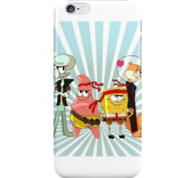 Sponge out of Water: I'm Ready iPhone Case/Skin