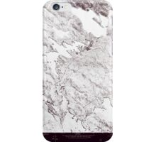 Maine USGS Historical Map Scraggly Lake SW 807133 1975 24000 Inversion iPhone Case/Skin