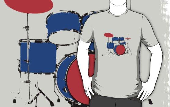 Drums by Sam Mortimer