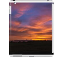 Oregon Sunrise iPad Case/Skin