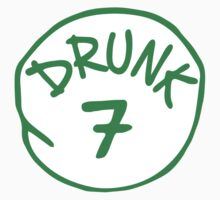 Drunk 7 by holidayswaggs