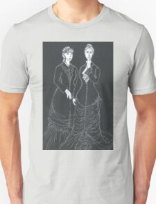 ruched mourning dresses T-Shirt