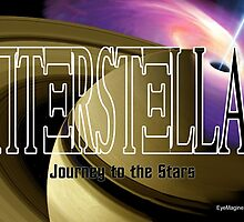 Interstellar Journey by EyeMagined