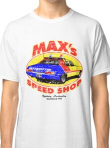 Mad Max's Speed shop Classic T-Shirt