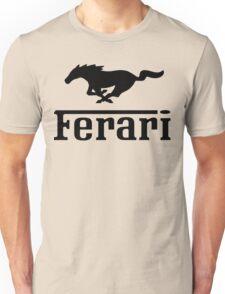 Funny Ferrari Shirt Unisex T-Shirt