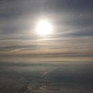 frozen winnipeg sky. by Joey  Visser