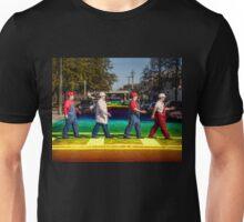 SexyMario - Rainbow Road Unisex T-Shirt
