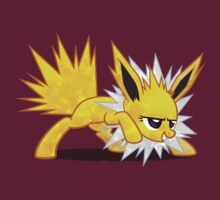 Pocket Jolteon Pony by mewbits
