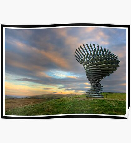 Singing Ringing Tree Panopticon (another angle) Poster