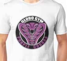 Globo Gym Purple Cobras Unisex T-Shirt