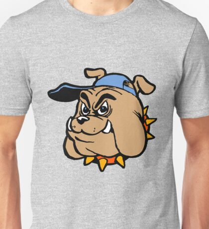 BULLDOG (LARGE) Unisex T-Shirt
