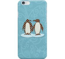 Best Friend Penguins iPhone Case/Skin