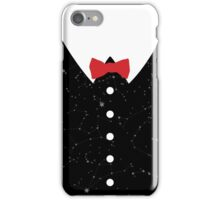 Look down the sky iPhone Case/Skin