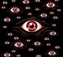 Alucard Eyes by LarrysArt