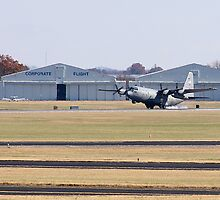 C-130 Touch & Gos by Marc Payne Photography