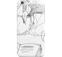STILL LIVE WITH GREEN ONIONS(C2008) iPhone Case/Skin