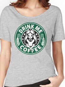 Drink Me Coffee Women's Relaxed Fit T-Shirt