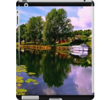 River Perspective iPad Case/Skin