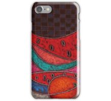 Serie frutas 9 iPhone Case/Skin