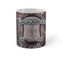 Official Burketeer Badge Mug Mug